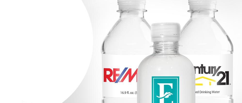 Custom Label Bottled Water Commercial Amp Event Uses